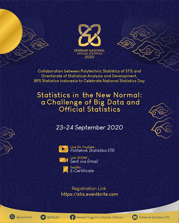 Statistics in the New Normal